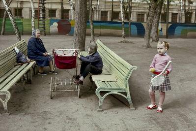 Harry Gruyaert, 'Moscow, Russia', 1989
