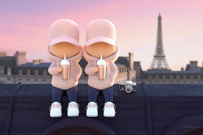 Leo & Steph, 'Kidcup in Paris', 2020