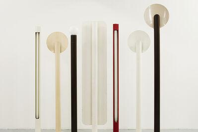 Pierre Paulin (1927-2009), 'Standard lamps', various