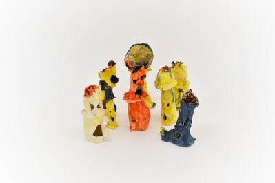 Marria Pratts, 'Mushrooms', 2021