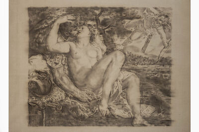 RASSIM®, 'TITIAN. Mars, Venus and Cupid'