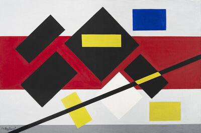 Mauro Reggiani, 'Composizione', 1963