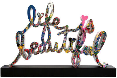 Mr. Brainwash, 'Life Is Beautiful ', 2018