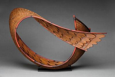 Honma Hideaki, 'Flowing Pattern B', 2018