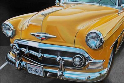 Cheryl Kelley, 'Yellow Chevy', 2013