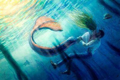 Christopher Clark, 'Mermaid Affair', 2021