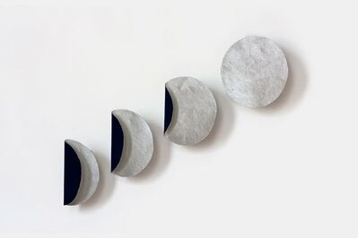Susan Weil, 'Small Phases of Moon', 2011