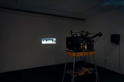 Rosalind Nashashibi, 'The Prisoner', 2008