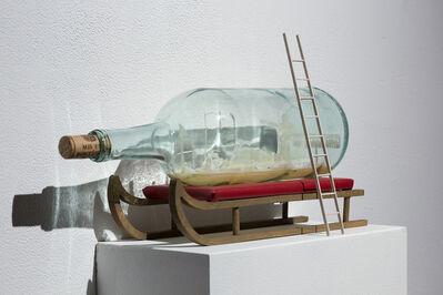Eric Lamontagne, 'Attention au bouchon et au cul de la bouteille', 2018