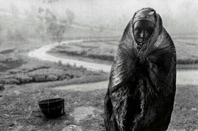 Sebastião Salgado, 'Mata Tea Plantation, Rwanda', 1991