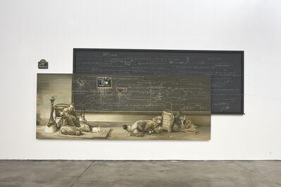 Yan Heng 闫珩, 'Absinthe · Belleville', 2018-2019