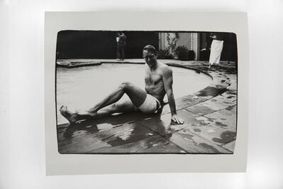 Andy Warhol, 'Male Bather', 1982