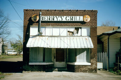 John Baeder, 'Berry's Grill', 1974