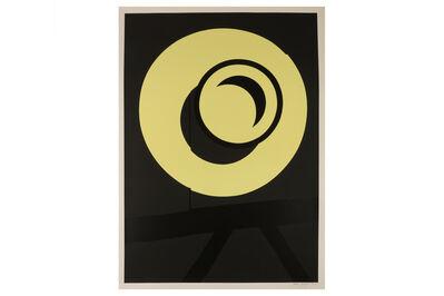 PATRICK CAULFIELD, R.A., 'Wall plate: Stucco'