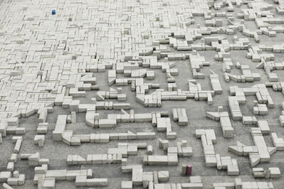 Rayyane Tabet, 'Architecture Lessons', 2012