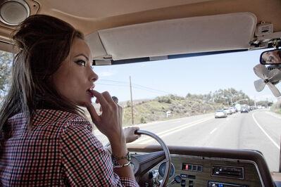 Tao Ruspoli, 'Where Are We Heading? (Olivia Wilde), 21st Century, Portrait Photography', 2008