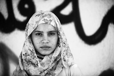 Anthony Dawton, 'Tomorrow's Woman, Gaza City', 2011
