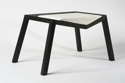 """Snarkitecture, '""""Pour"""" seat', 2012"""