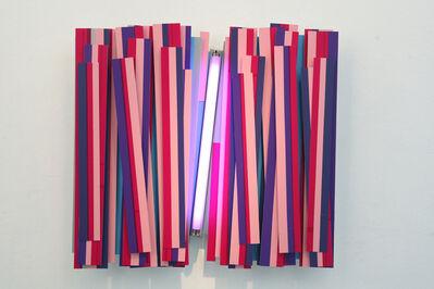 Arancha Goyeneche, 'Violet Sunrise', 2015