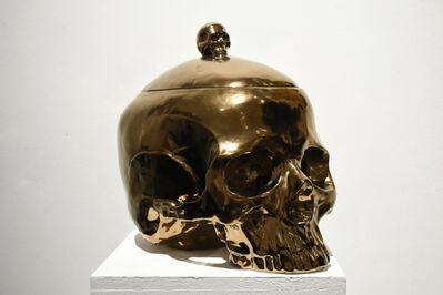 Huang Yulong 黄玉龙, 'Skull Gold', 2016