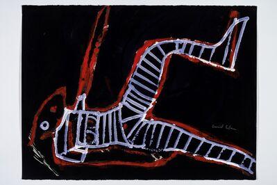 Daniel Erban, 'Wandering out in the night', 1992