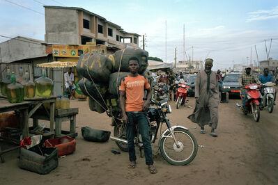 Leonce Raphael Agbodjelou, 'Borderlands', 2012