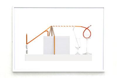 Harald Popp, 'Untitled, Scan V', 2014