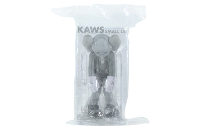 KAWS, 'Small Lie (Grey)', 2017