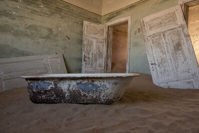 Elizabeth Sanjuan, 'Bath Time', 2016