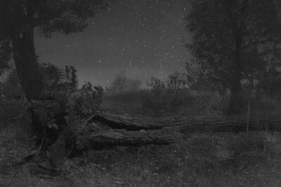 Raymond Meeks, 'Big Corral Night Sky', 2019