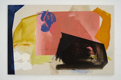 Trevor Kiernander, 'Hatch (Big Pink)', 2016