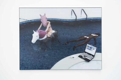 Olga Mikh Fedorova, 'Swimming pool ', 2017