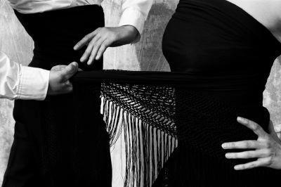 Isabel Muñoz, 'Flamenco Dance Series', 1989