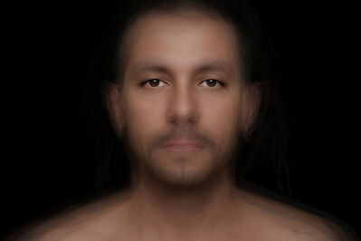 Antonio Briceño, 'I am', 2020