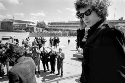 Jean-Marie Périer, 'Bob Dylan, England, June 1966', 1966