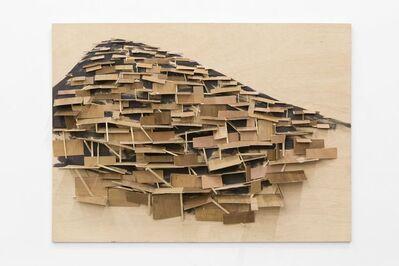 Tadashi Kawamata, 'Gecekondu, No 2', 2016