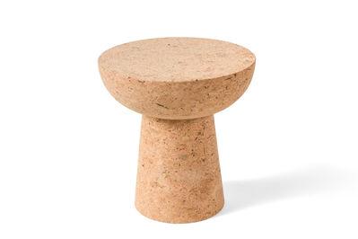 Jasper Morrison, 'Cork Side Table', 2019