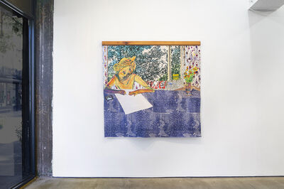 Paula Wilson, 'Drawn', 68-62