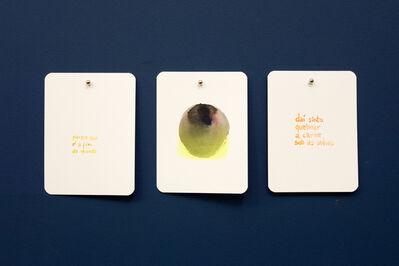 Maíra das Neves, 'FN (Baralho Urgência) - da série Um Lance de Cartas [FN (Urgency Cards) - A throw of cards series]', 2013