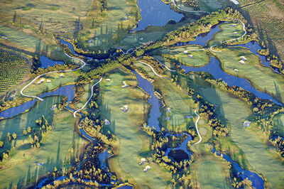 Zoe Wetherall, 'Golf Course'