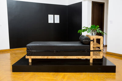 Mahmoud Khaled, 'Fig. 1 Daybed (The Owner Series) ', 2019