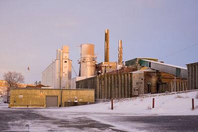 Dallas Parkins, Jr, 'Sugar Factory #2', 2011-2013