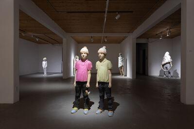 Jean-Robert Drouillard, 'Mes deux Léo', 2020