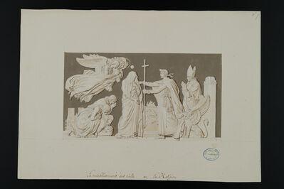 Alexandre-Evariste Fragonard, 'Le Rétablissement des Cultes de la Religion (The Re-establishment of the cult of religion)'