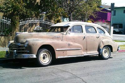 Mario Ybarra. Jr., 'Old Car...', 2014