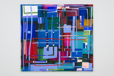 Trudy Benson, 'Ultra Blue', 2018