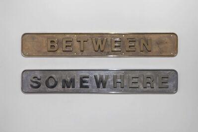 Darren Almond, 'Between somewhere'