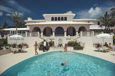 Slim Aarons, 'McMartin Villa', 1977