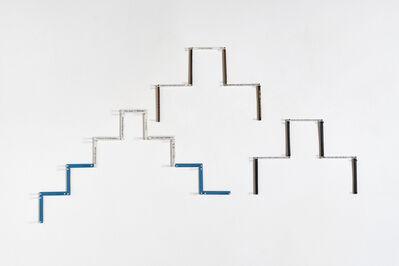 Hamish Fulton, 'Untitled (3 walks on Switzerland 1984, 1995, 1984.)', 1984-1995