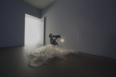 Rosa Barba, 'Spacelength Thought', 2012